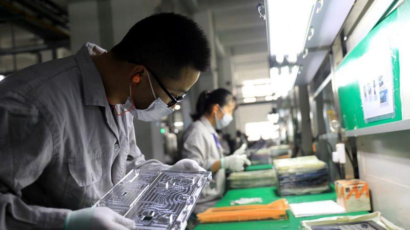 日韩贸易战延烧 中国高科技供应链恐受波及
