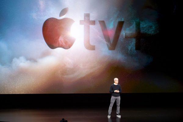 苹果强调:Apple tv+将重质不重量