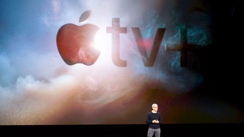 蘋果強調:Apple tv+將重質不重量