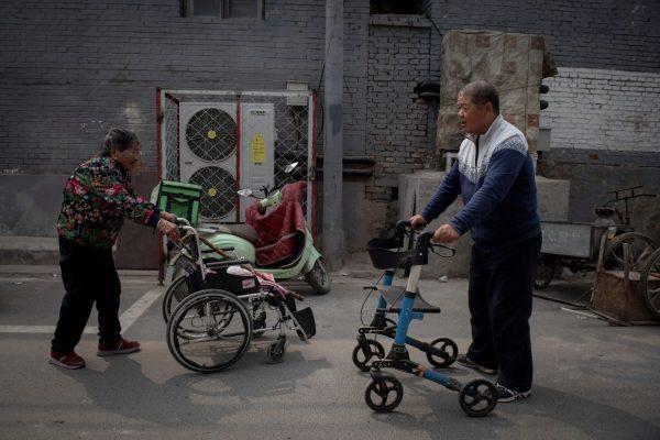 1980年代出生的中國人將無養老金可領