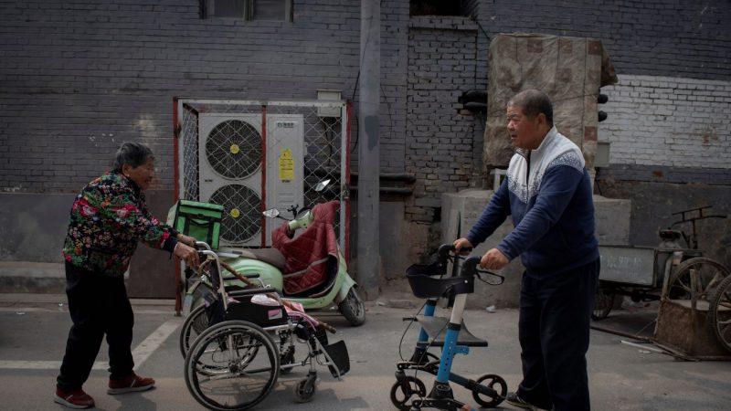 1980年代出生的中国人将无养老金可领