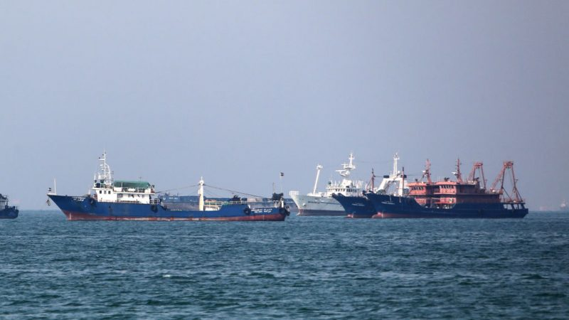 英提建武力護航波灣 伊朗揚言「捍衛」水域