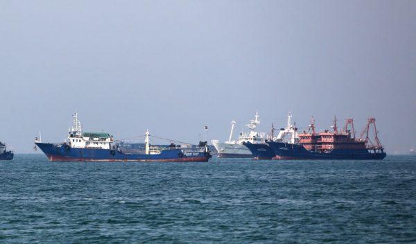 油輪波斯灣失蹤 全球關注伊朗