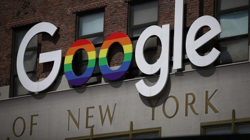 谷歌「通共」犯叛國罪?川普:本屆政府要查