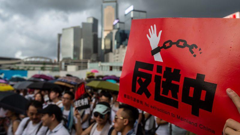 """九龙大游行后的极限施压策略,十项""""非暴力行动计划""""为香港赢来真正的自由"""