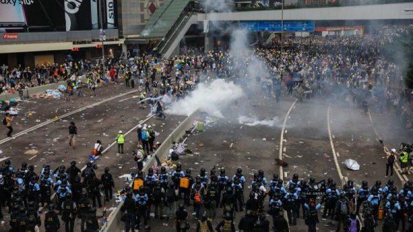 香港民陣預再辦集會 籲徹查警方暴力清場