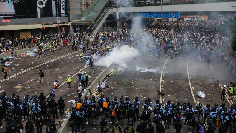 香港民阵预再办集会 吁彻查警方暴力清场