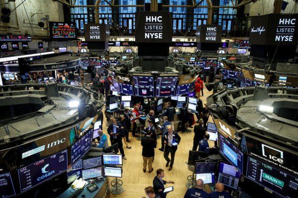 美股反向解读经济消息非常态