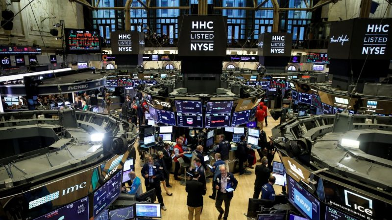 市場預期美聯儲降息 道指納指創收市新高