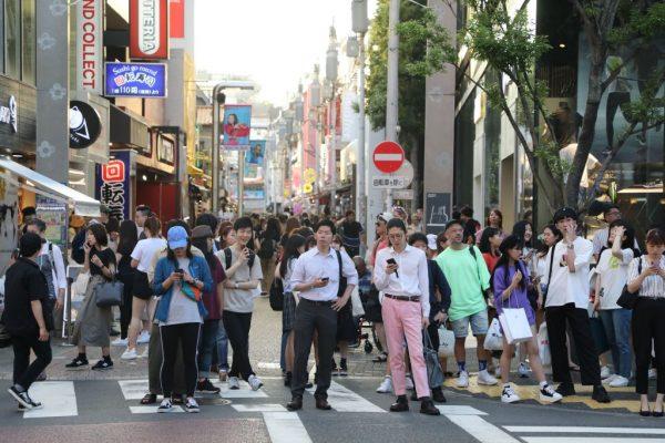 日本去年減少逾43萬人口 創最大減幅