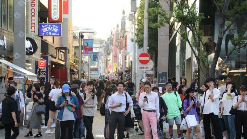 日本去年减少逾43万人口 创最大减幅