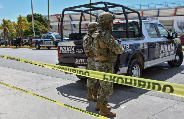 疑合夥人紛爭 墨西哥度假城驚25人遭綁架