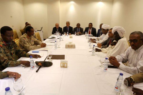 還權於民 蘇丹抗議領袖與軍政府重啟談判