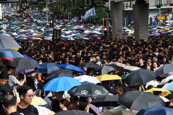 林保华:香港人再创造历史