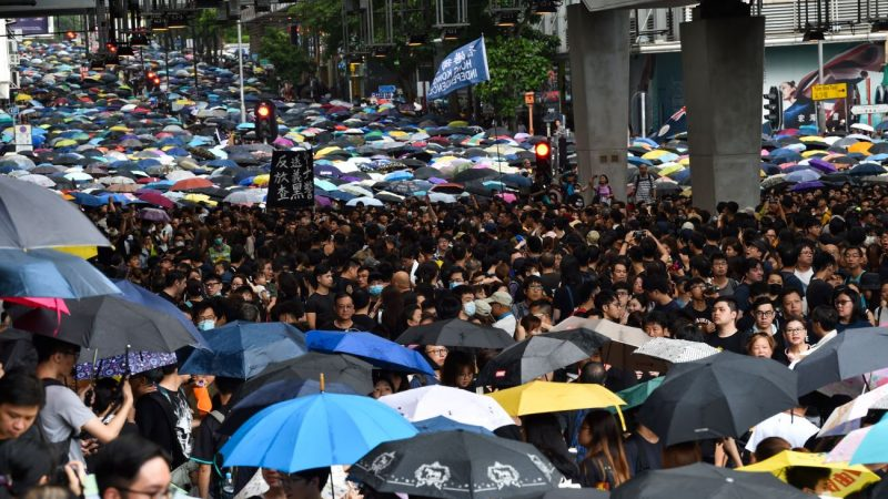 林保華:香港人再創造歷史