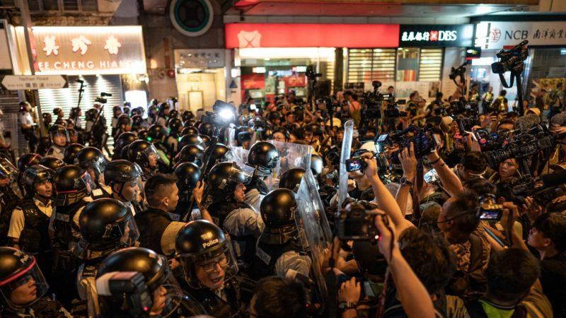 """江静玲:英政府高分贝示警中共 香港或成中英""""黄金时代""""终结者?"""