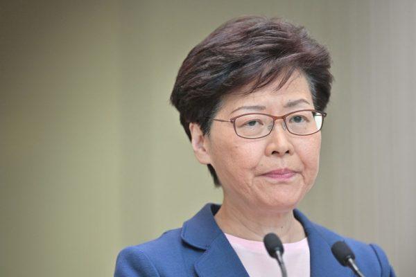 路透称林郑下台或成定局 观察家:辞职将在9月前
