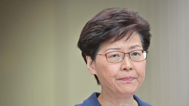路透稱林鄭下台或成定局 觀察家:辭職將在9月前
