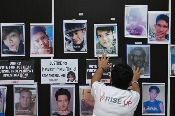 掃毒戰3年逾5千嫌犯死亡 菲官方數字與警署有出入