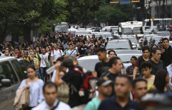 委内瑞拉再大停电 当局称遭电磁波攻击