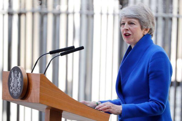 特蕾莎梅最後質詢 籲工黨黨魁一起下台