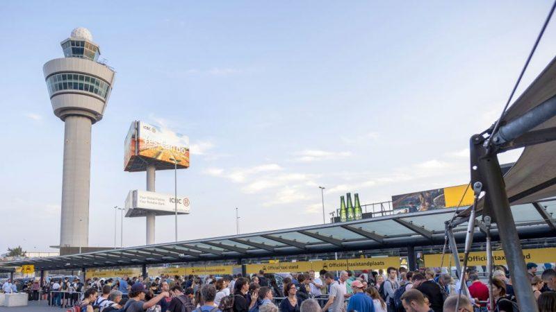 加油出問題 阿姆斯特丹機場停擺影響數千人