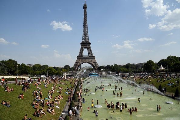 热浪再度袭击西欧 法国发布酷暑红色警报