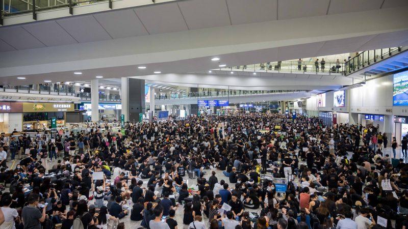 【直播回放】香港726反送中集会:别信港警和港府