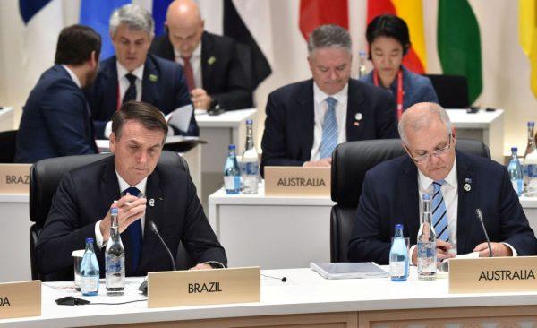 G20习近平团队又迟到 巴西总统怒而取消会谈