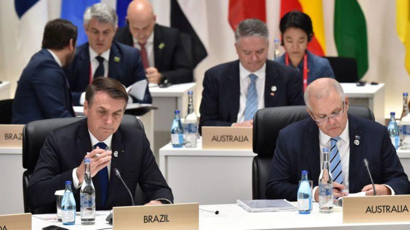 G20習近平團隊又遲到 巴西總統怒而取消會談
