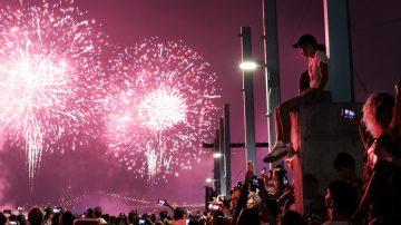 美国庆祝独立日