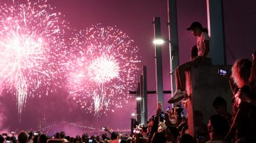 美國慶祝獨立日