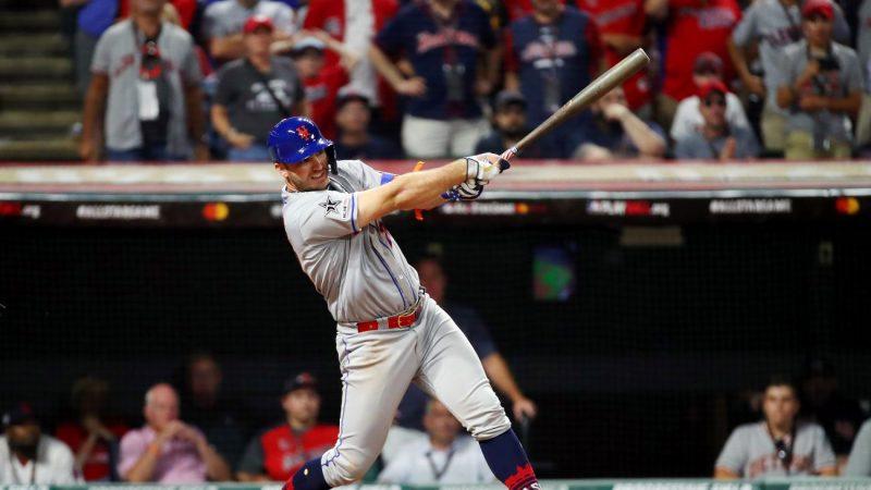 MLB全垒打大赛 国联新人阿隆索胜出