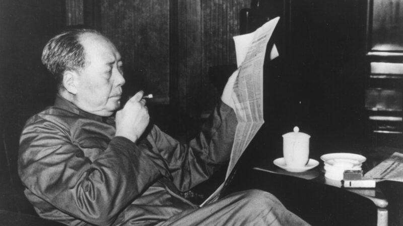 一張「不宜發表」的毛澤東舊照熱傳
