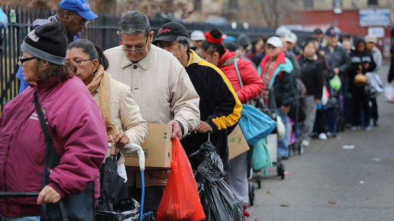美政府提新规堵福利漏洞 取消310万人粮食券