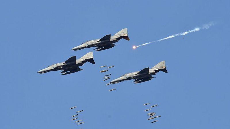 俄軍機入侵領空 韓戰機發射逾360發子彈驅離