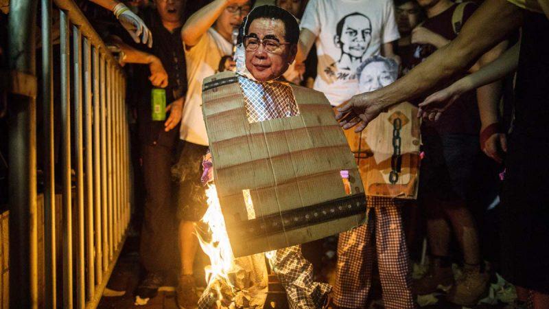 李鵬生前3件事惹議 官方訃告借題發揮威脅香港?