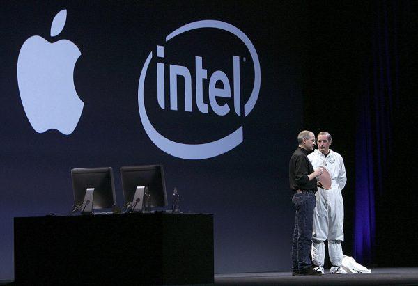 10亿美元购英特尔部分业务 苹果迈向自制手机晶片