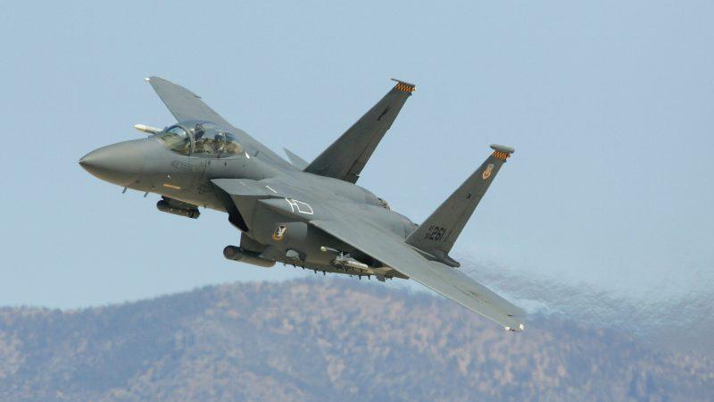 """""""雄鹰""""的复兴 F-15EX战机受美空军青睐"""