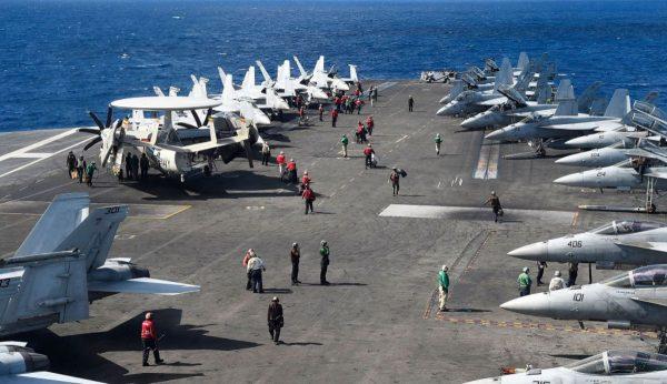 美澳联合军演前夕 中共间谍船被澳军方追踪