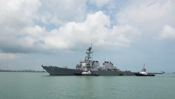 中共罕见海上动作 马六甲海峡安保提升最高级