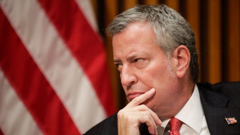 纽约42年最大规模停电  市长只顾2020大选造势挨轰