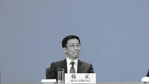 習近平對港表態後 傳韓正密赴深圳緊急開會