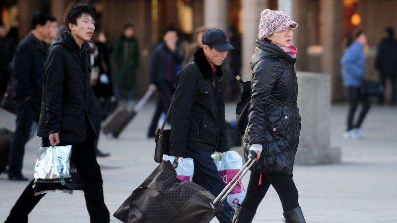 俄媒:人均收入近万美元中国走上苏联老路
