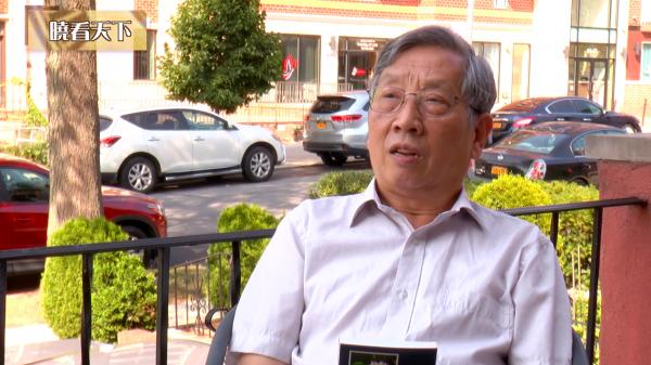 【曉看天下】專訪胡平:20年打壓 法輪功屹立不倒 歷史意義深遠