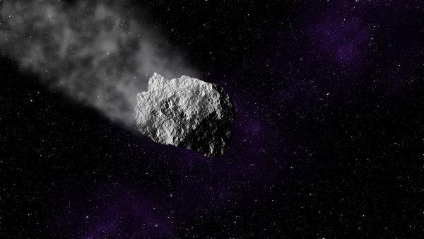 又逃过一劫? 一颗直径77公尺小行星掠过地球