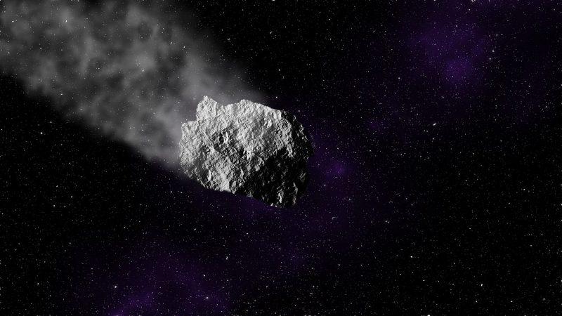 又逃過一劫? 一顆直徑77公尺小行星掠過地球