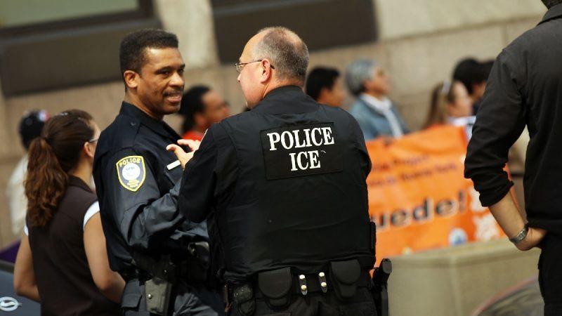 美ICE開始突擊搜捕 大規模驅逐非法移民