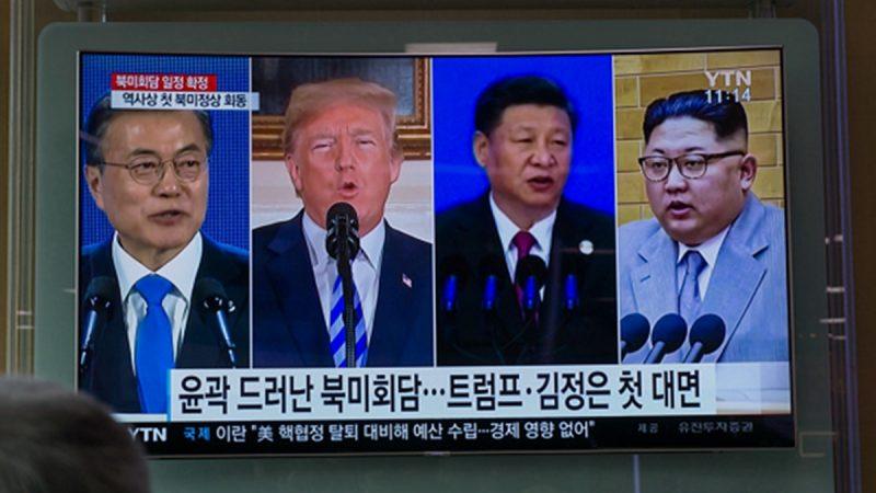韩媒:习密令中企抢占朝鲜市场