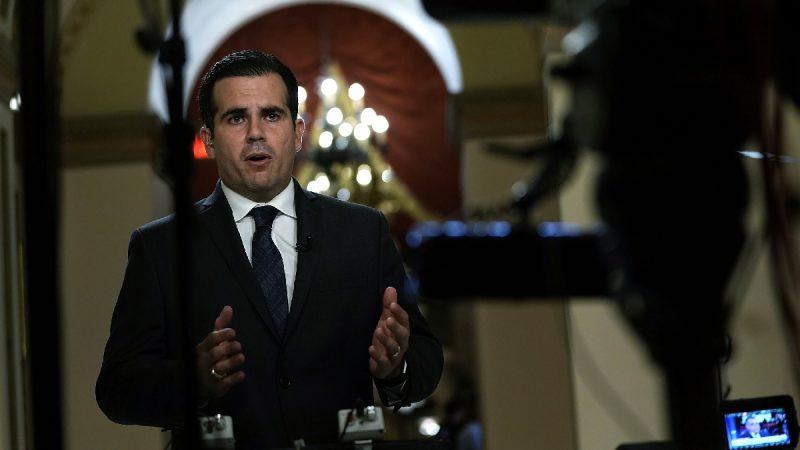 波多黎各总督辞职 女司法部长或继任